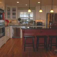 Painted Cabinets Portfolio   Slide 26 of 35   Danny's Cabinets and Manufacturing
