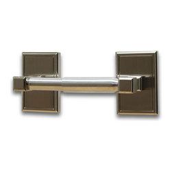 Residential Essentials - Satin Nickel Hamilton Standard Holder(RE2508SN) - Satin Nickel Hamilton Standard Holder