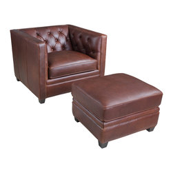 Hooker Furniture - Hooker Furniture Ottoman SS144-OT-086 - Includes Hooker Furniture Ottoman SS144-OT-086 only.