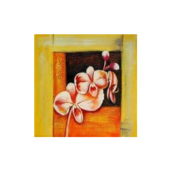 white orange flower canvas prints - white orange flower  Canvas Prints @ Lowest Price FREE Shipping 100% Quality, Design Online Quality Custom Canvas Printing @ Just $14.94! Personalized Photo Canvas Prints