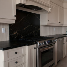 Traditional Kitchen Countertops by Green Mountain Soapstone
