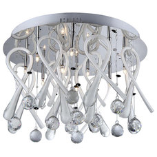 Modern Chandeliers by Warehouse of Tiffany, Inc