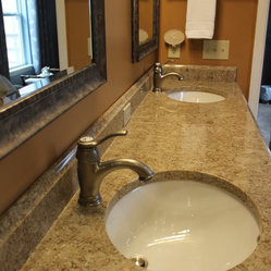 Master Bath Renovation Brunswick Oh 2 In This