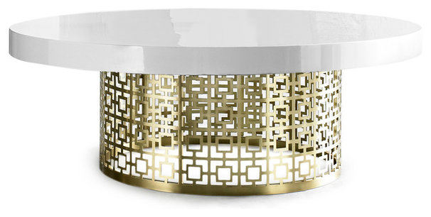 Contemporary Coffee Tables by Jonathan Adler
