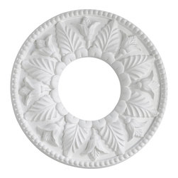 "Quorum International - Quorum 7-2600-8 10"" Ceiling Medallion -Sw - Quorum 7-2600-8 10"" Ceiling Medallion -Sw"