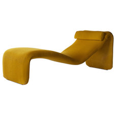 Modern Indoor Chaise Lounge Chairs by 1stdibs