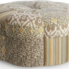 Eclectic Footstools And Ottomans by Horchow