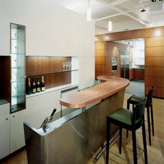 modern kitchen by TEK Architects, PC