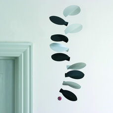 Modern Baby Mobiles by Design Public