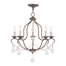 Livex Lighting - Livex Lighting 6435-71 Ceiling Light/Chandelier - Livex Lighting 6435-71 Ceiling Light/Chandelier