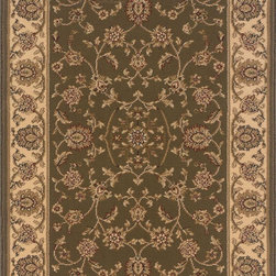 Natco - Contemporary Indoor/Outdoor Natco Rugs Kurdamir Rockland Green 26 in. x Your - Shop for Flooring at The Home Depot. The Natco Kurdamir Rockland Green 26 in. x Your Choice Length Roll Runner is the ideal choice for your floors. This runner is sure to add an elegant Persian-style pattern that complements a variety of home furnishings.This runner has the luxurious look and durable feel of wool and it stain and fade resistant. Color: Green.
