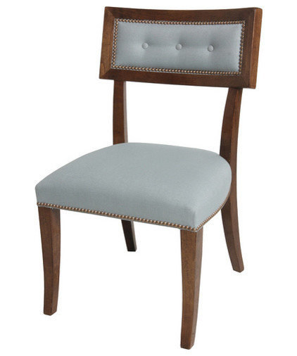 traditional chairs by Christy Dillard Kratzer