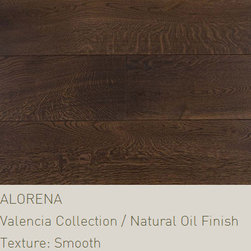 Valencia Collection: Alorena - Finished-to-order