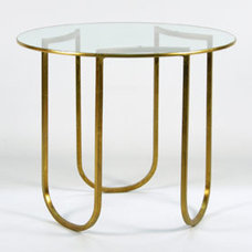 contemporary side tables and accent tables by C.S. Post & Co.