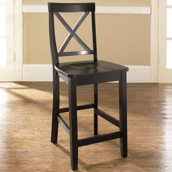 X-Back 24 in. Counter Stool - Set of 2
