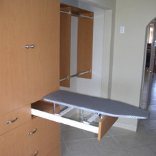 Ironing Boards by Artisan Closets and Trim Inc