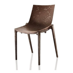 Magis - Magis | Zartan Raw Chair, Set of 2 - Design by Philippe Starck and Eugeni Quitllet, 2012.