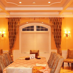 Drapes and Soft Treatments - Shades IN Place, Inc.
