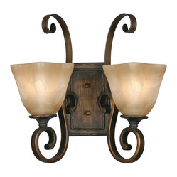 Meridian 2-Light Wall Sconce