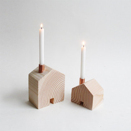 Contemporary Candleholders by Ladies & Gentlemen Studio