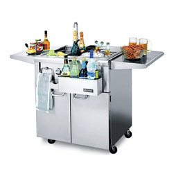Lynx Freestanding CocktailPro Station (CS30F-1) - Product Features: