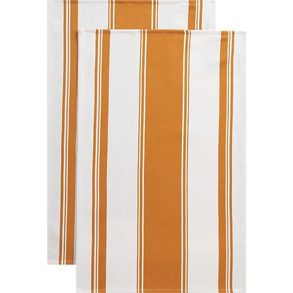 modern dishtowels by Crate&amp;Barrel