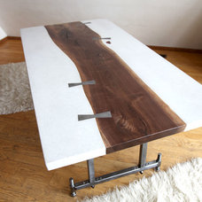 Modern Dining Tables by Stones Designs