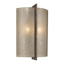 Minka Lavery - Minka Lavery 6390 2 Light ADA Wall Sconce from the Clarte Collection - Two Light ADA Wall Sconce from the Clarte CollectionFeatures: