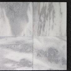 Modern Floor Tiles by Moda Marble Co