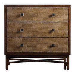 Hooker Furniture - Hooker Furniture Melange Ashton Chest - Hooker Furniture - Chests - 63850074 - Come closer to Melange and you will discover something unexpected an eclectic blending of colors textures and materials in a vibrant collection of one-of-a-kind artistic pieces.