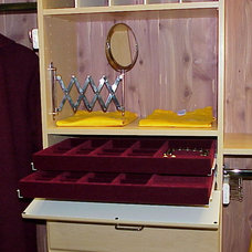 Contemporary Jewelry Boxes And Organizers by Blue Moon Closets Systems, Inc.