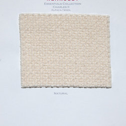 Digital Sample Book - Kearsley Couture Charles II aplaca/lambswool color natural
