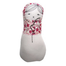 Sweet Face Doll - You just can't beat handmade dolls and toys in the sweetness category. Their imperfections and handcrafted feel make for an instant heirloom and an item that is sure to be treasured long after your child outgrows her Barbies.