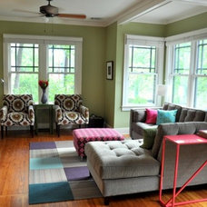 Eclectic  Fav Living Room