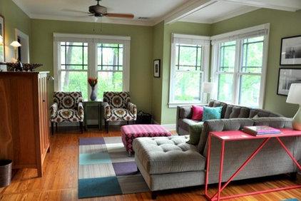 Eclectic  Fav Living Room