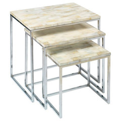 modern side tables and accent tables by Bellacor