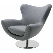 Modern Armchairs And Accent Chairs by Inmod