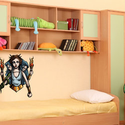 Greek God Vinyl Wall Decal GreekGodUScolor008; 72 in. - Vinyl Wall Decals are an awesome way to bring a room to life!