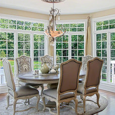 Traditional Kitchen by Kathleen Newhouse