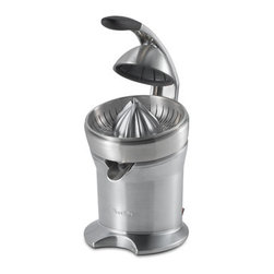 Breville Die-Cast Citrus Juice Press - I trust Breville, and I believe in fresh squeezed orange juice. Basically, this juicer is the bomb.