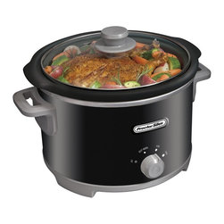 Hamilton Beach - Proctor Silex 33043 4 qt. Slow Cooker Multicolor - 33043 - Shop for Crock Pots and Slow Cookers from Hayneedle.com! About Hamilton BeachOne of the country's leading distributors of small kitchen appliances Hamilton Beach Brands Inc. sells over 35 million appliances every year. The company's most famous brands -- Hamilton Beach Eclectrics Proctor Silex and TrueAir -- are found in households across America Canada and Mexico. Hamilton Beach takes immense pride in their product quality wide variety of options superior customer service and brand name strength and remains committed to serving customers through Good Thinking applied to the style and function in all of their small electric appliances.