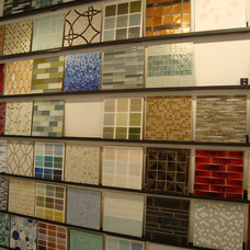 Contemporary Tile by CCS Architecture and Interior Design