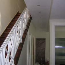 Traditional Staircase by Baltimore Architectural Detail LLC