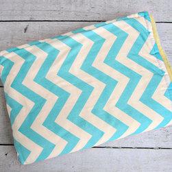 Caden Lane - Bright Baby Gray Crib Blanket - Bright Baby Gray Crib Blanket
