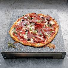 Granite Pizza Stone with Stand | Williams-Sonoma