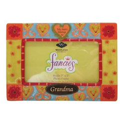 "WL - 3 x 5 Inch ""My Heart Belongs to Grandma"" Decorated Photo Frame - This gorgeous 3 x 5 Inch ""My Heart Belongs to Grandma"" Decorated Photo Frame has the finest details and highest quality you will find anywhere! 3 x 5 Inch ""My Heart Belongs to Grandma"" Decorated Photo Frame is truly remarkable."
