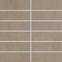 Sky Collection Moonsky Design 3 Mosaic - StonePeak's SKY collection consists of four shades of grey which very subtly differentiate one from the other like the diverse hues of a metropolitan sky.