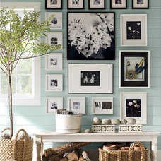 hanging pictures like pottery barn | Jennifer Squires Productions Blog