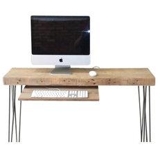 Rustic Desks by UrbanWood Goods