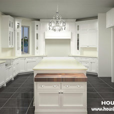 Traditional Kitchen Cabinets by Housing Industry Co., Ltd
